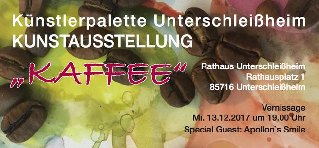 Vernissage Linda Ferrante - Künstlerpalette Unterschleissheim