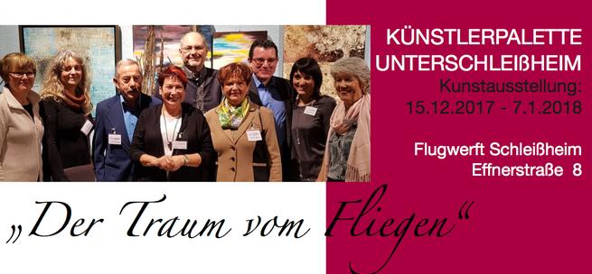 Vernissage Linda Ferrante - Deutsches Museum - Flugwerft Schleissheim