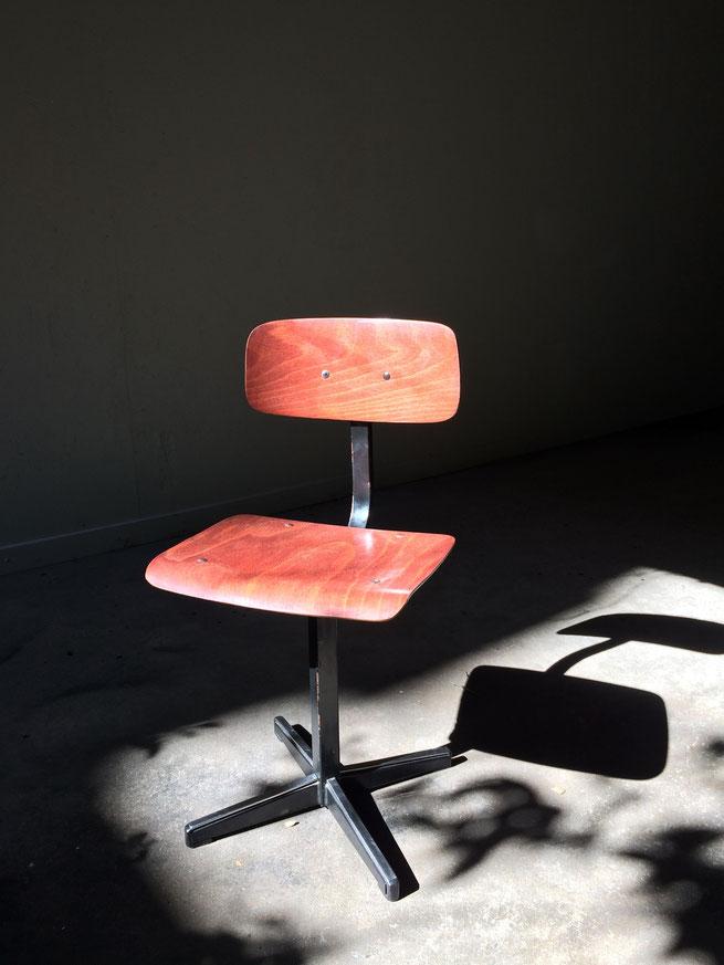 chaise vintage, chaise enfant vintage, Friso Kramer, Marko