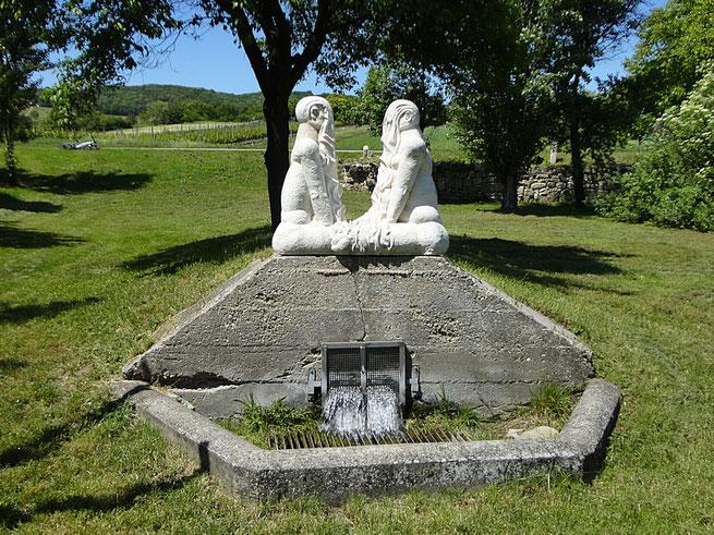 Skulpturenpark bei Winden