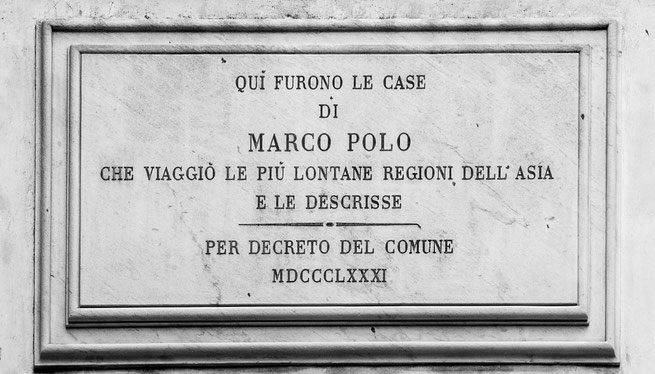 Birthplace of Marco Polo