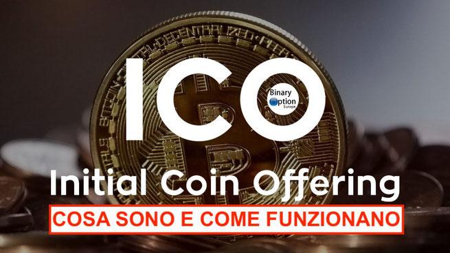 ico cosa sono criptovalute initial coin offering