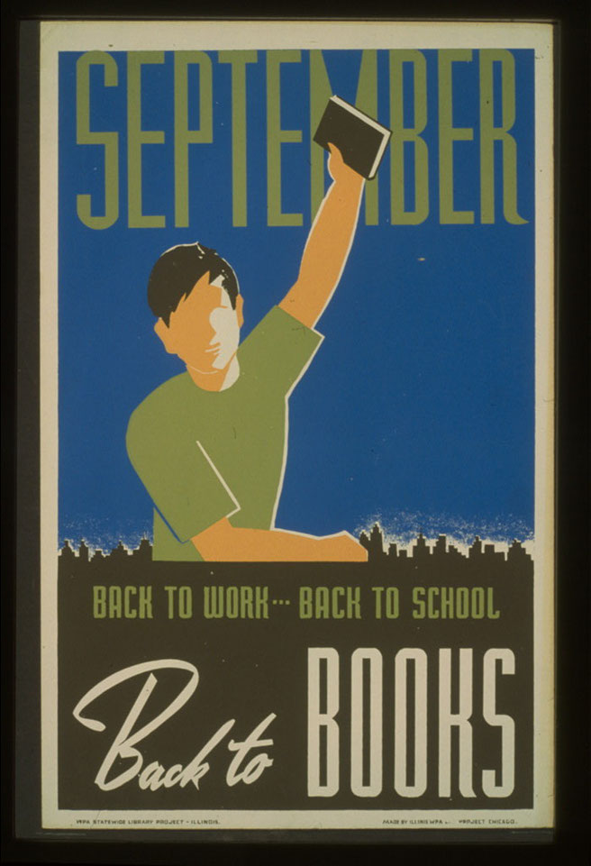 What books are on your back-to-school reading list?
