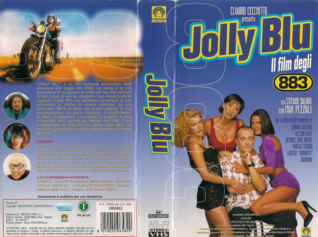 1998 - Jolly Blu - Il film degli 883