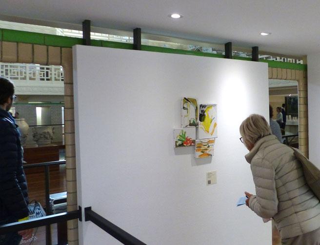 FAREY Tableaux Fantômes - Musée de la Piscine - Roubaix