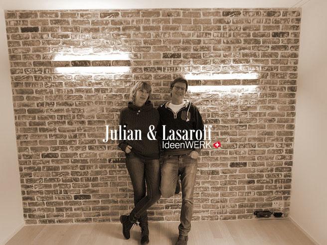 Julianundlasaroff - Julian Gross - Claudia Gross - Claudia Lasaroff
