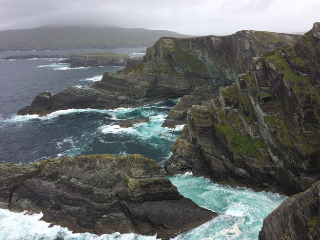freaky finance, freaky travel, Finanzrocker, TOP 6 Irland, Cliffs of Kerry