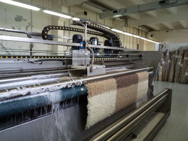 химчистка ковров с вывозом в Москве, Новой Москве и Московской области