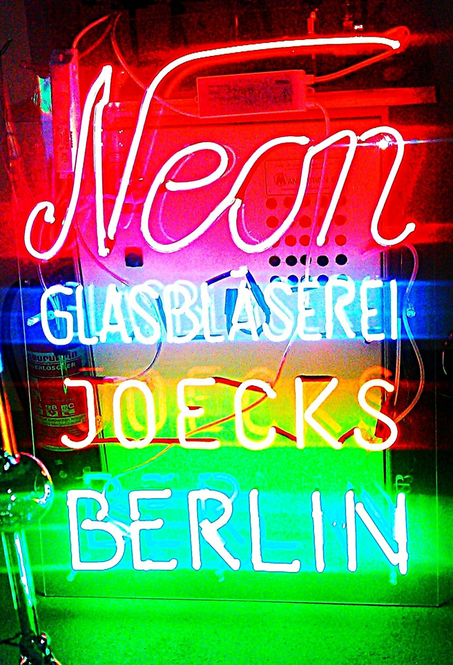 Neonbuchstaben// Neon individuell