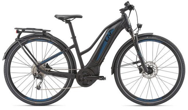 LIV Amiti E+ 1 - Trekking e-Bike - 2019