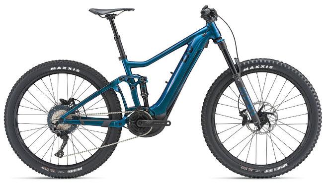 LIV Inttrigue E+ 1 Pro - e-Mountainbike - 2019