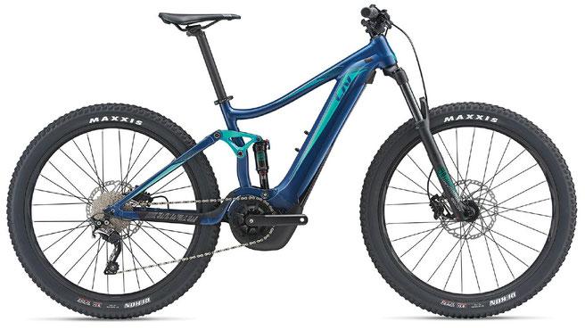 LIV Embolden E+ 1 - e-Mountainbike - 2019