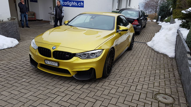 BMW M4 LED UMBAU