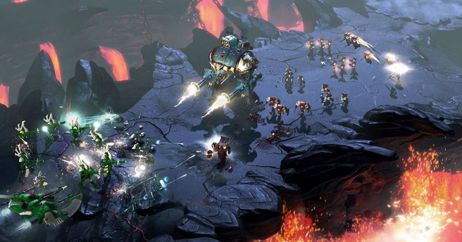 Beste Strategiespiele: Dawn of War 3