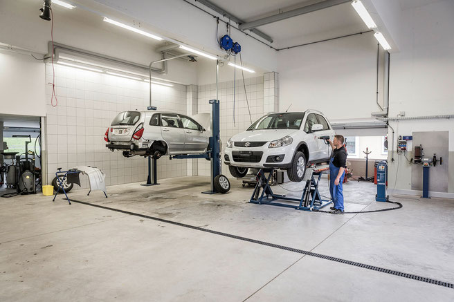 Unsere occasionsfahrzeuge autolanters webseite for Auto satisfaction garage
