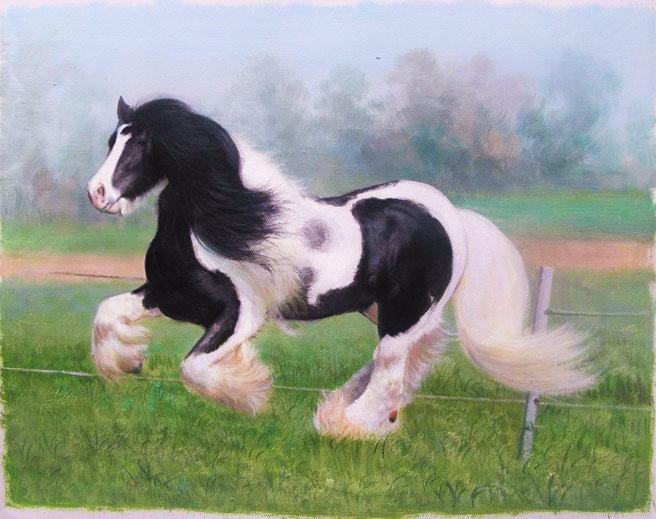 peinture-animaliere-vache