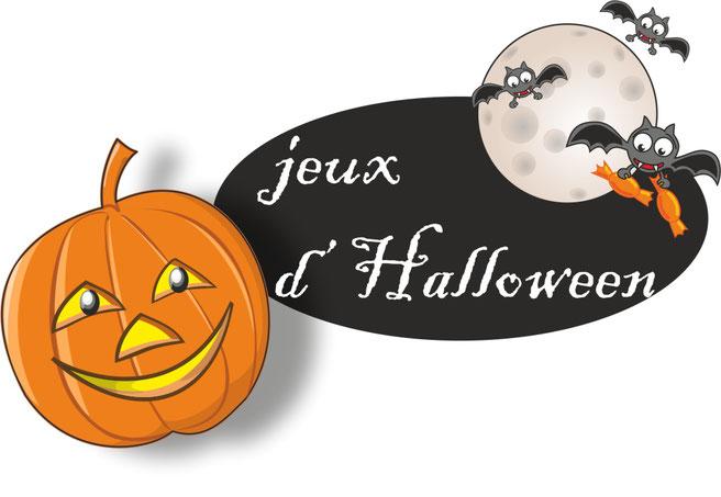 Jeux A Imprimer Pour Halloween Societe Cartes Educatifs Dragono Fr