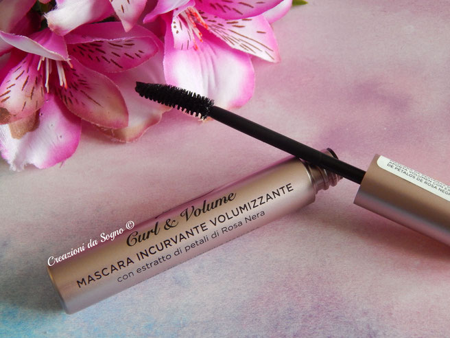Mascara Curl & Volume Bottega Verde