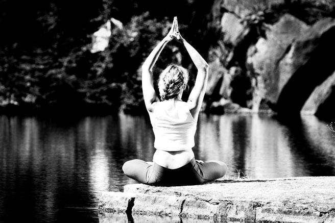 Yoga heißt Harmonie