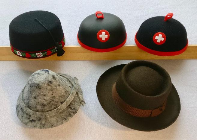 Schweizer Hüte