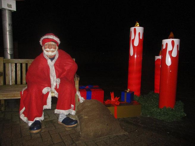 Cuxhaven heißt auch zu Weihnachten seine Gäste willkommen!