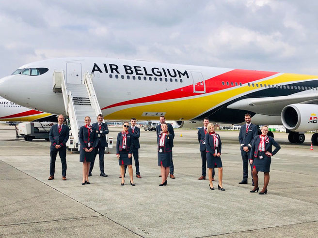 air-belgium-a340-urlaub-curacao-karibik-ferienhaus