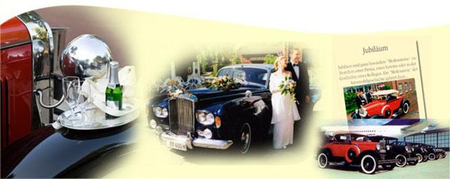 Rolls Royce Hochzeitsauto