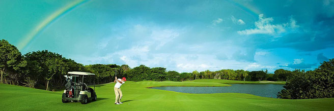 Belle Mare Plage Golf Club - The Links Golf de l'Ile Maurice