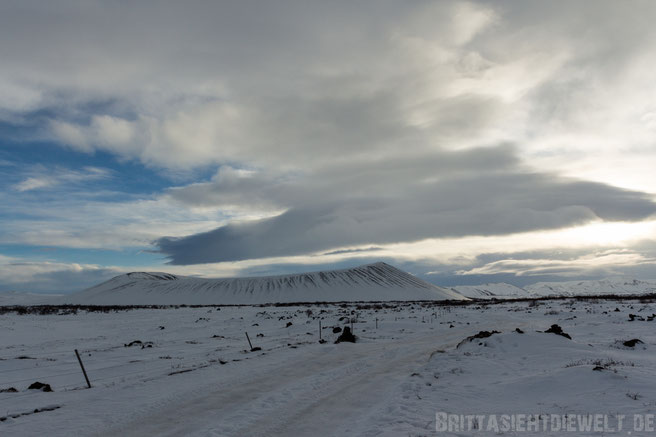 Hverfell,iceland,tipps,car,winter,february,north,myvatn