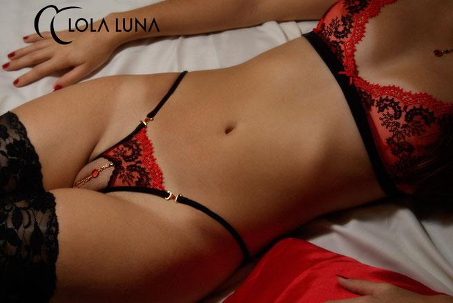 Lola Luna Dessous-Set Kerala - Kerala BH und Kerala Micro-String