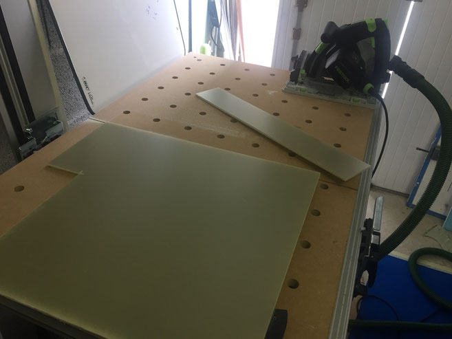 Custom Boat Project - Ceiling panel catch - DIY Projects
