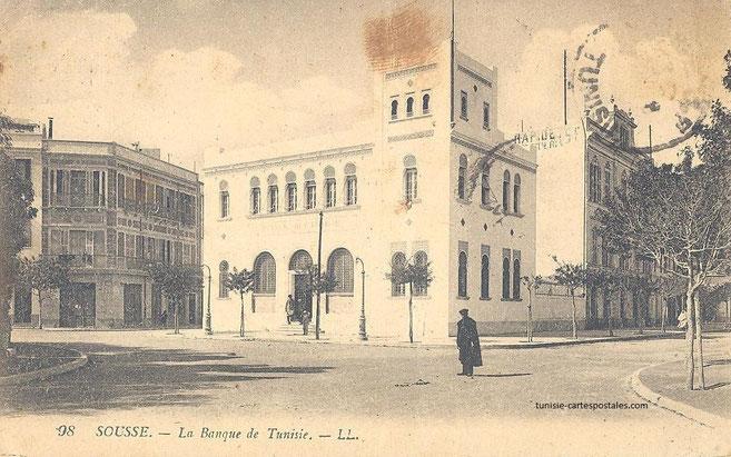 Banque de Tunsie