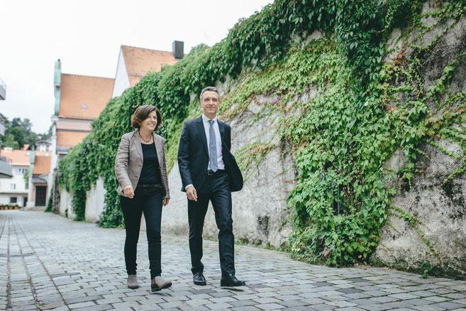 Barbara und Hubert Lingg, Hotelberater Strategieberater, EKS-Strategie