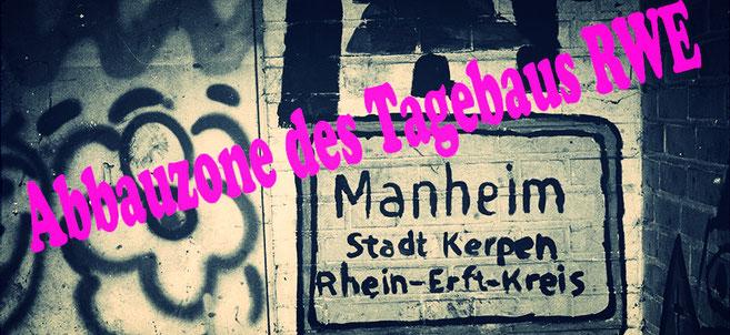 Hambacher Wald / Manheim Stadt Kerpen