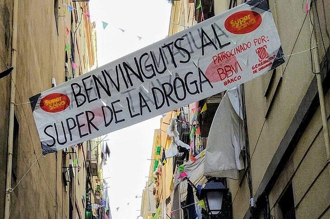 """Район Раваль в Барселоне - почему """"Баррио Чино""""?"""