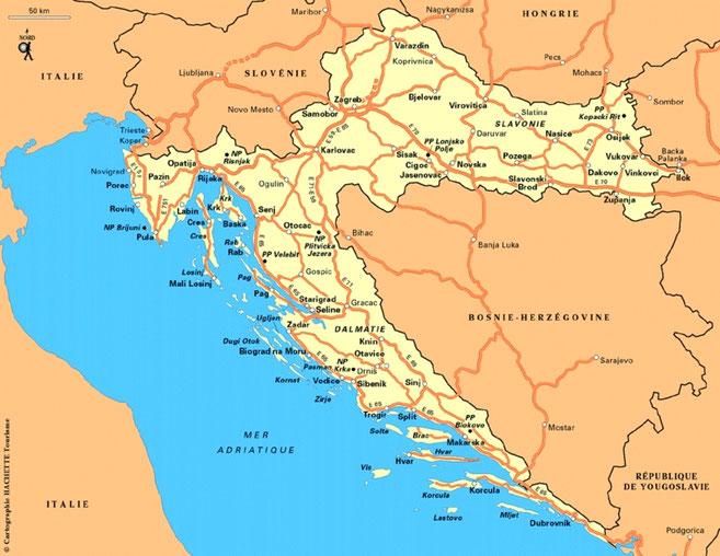 Carte Nuage Croatie.Croatie Bigousteppes Voyages En Camion Amenage