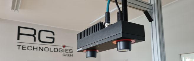 RG Technologies Roboception Erfassung Kontur Qualitätszonen Leder Furnier
