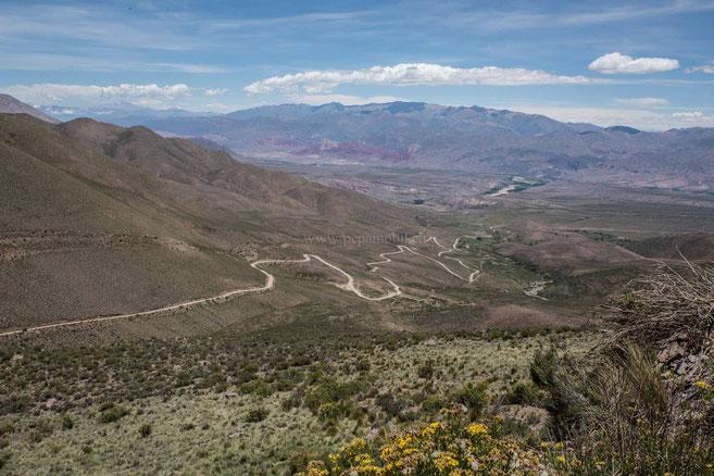 Unterwegs auf über 4300 m ü.M.