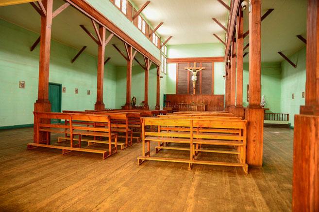 Kirche von Humberstone