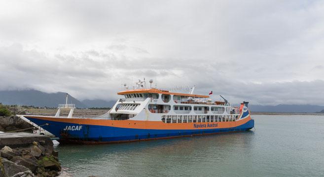 Ferry JACAF