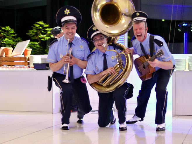 Die Jazzpolizei