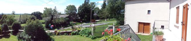 Aveyron chambres d'hôtes, hébergement à la campagne , vacances à la ferme, maison d'hôtes