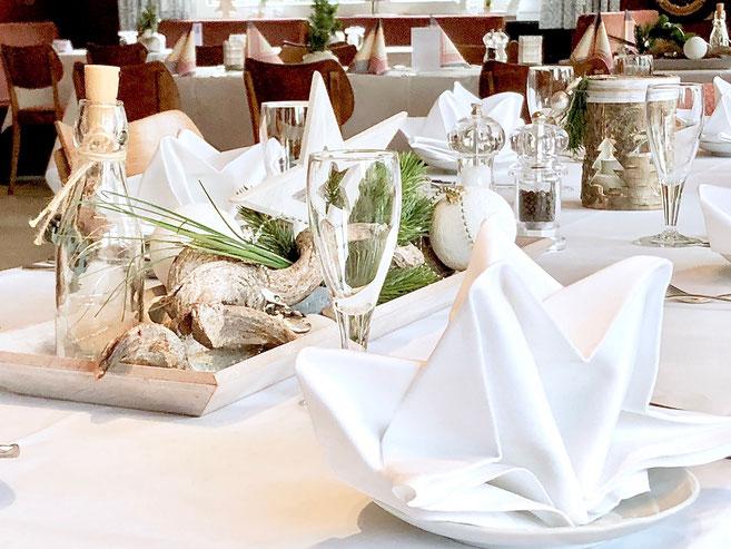 Meyers Gasthaus Maschen, Seevetal, Weihnachts-Menü