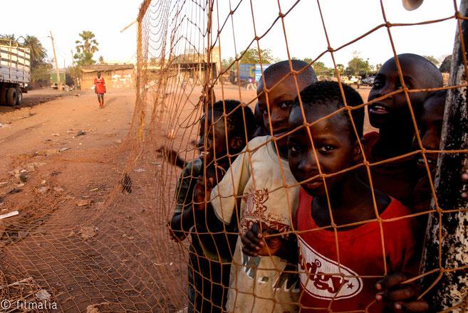 Mali, bamako, fútbol, porteria