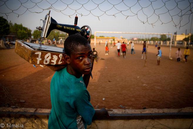 Bamako, futbol, mali