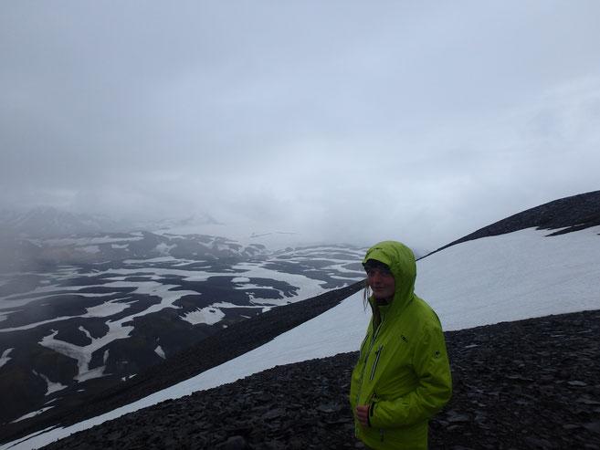 Háskerðingur, Fjallabak