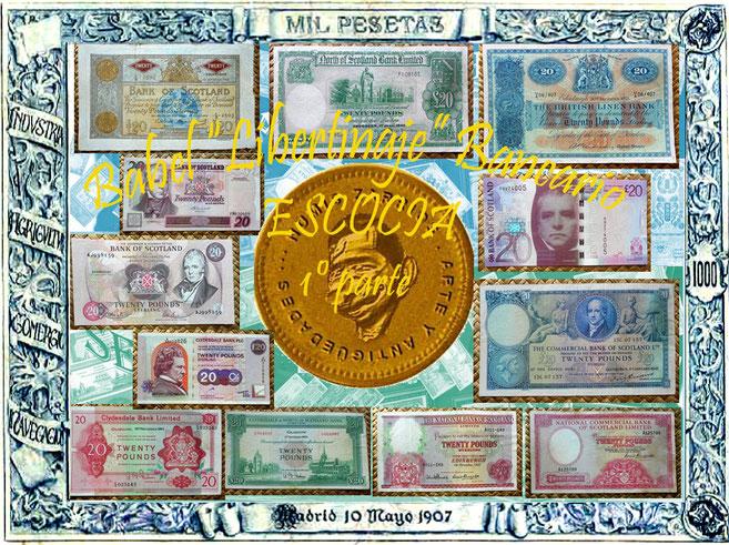Un paseo por el libertinaje bancario en los billetarios escoceses
