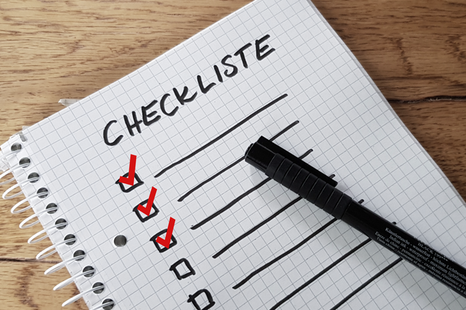 Textbüro Blog - Checkliste für gute Texte