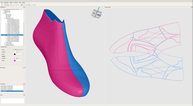 RG Technologies PEAKTOURe 3D Designlines