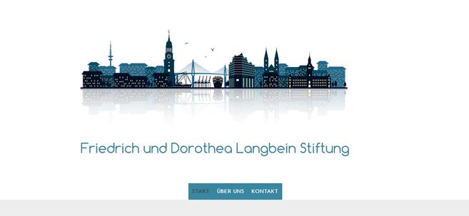 Friedrich und Dorothea Langbein Stiftung, Wohnanlage in Hamburg